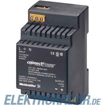 Weidmüller Stromversorgung CP SNT 24W 24V 1A