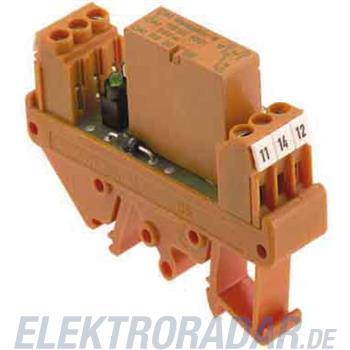 Weidmüller Relaiskoppler RS 30 230VAC BL/SL1U