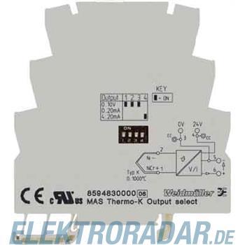 Weidmüller Messumformer MAS #8594830000