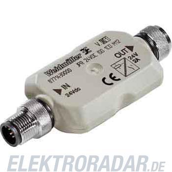 Weidmüller M12 Signalbox JPR 24VDC ISO 1COM12