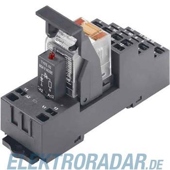 Weidmüller Relaiskoppler RCMKITZ 230VAC4COLED
