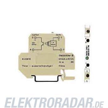 Weidmüller Zeitrelais DKZA 35 24VDC 150MS