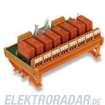 Weidmüller Relaiskoppler RSM 8RS 24VDC GEM.+
