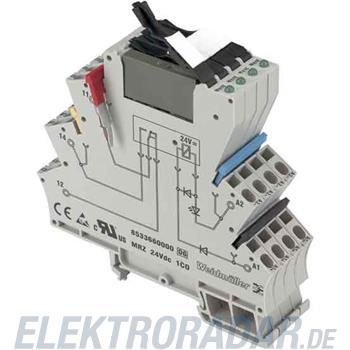 Weidmüller Optokoppler MOZ 230VAC/24VDC0,1A