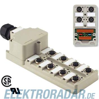 Weidmüller Sensor Aktor Verteiler SAI SAI-6-M 5P M12 UT