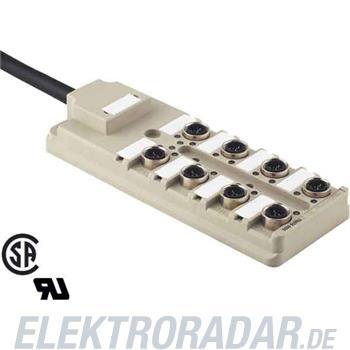 Weidmüller Sensor Aktor Verteiler SAI SAI-6-F 4P IDCPUR10M