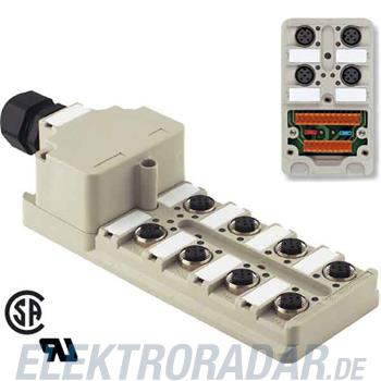 Weidmüller Sensor Aktor Verteiler SAI SAI-4-MF 5P PUR 10M