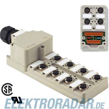 Weidmüller Sensor Aktor Verteiler SAI SAI-4-MF 5P PUR 5M