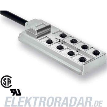 Weidmüller Sensor Aktor Verteiler SAI SAI-8-FMM-4P M12 10M