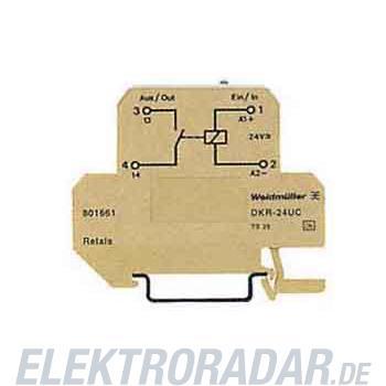 Weidmüller Relaiskoppler DKR 35 24VDC 1A EU