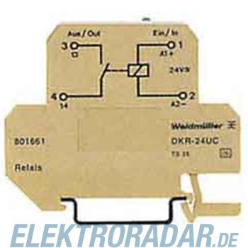 Weidmüller Relaiskoppler DKR 35 24VUC 1A