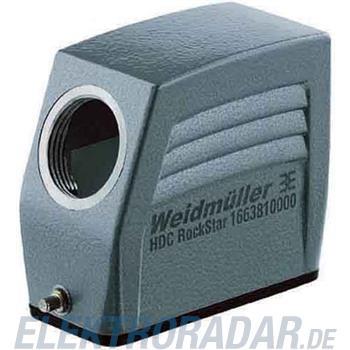 Weidmüller Steckverbinder-Gehäuse HDC 10A TSLU 1PG16G