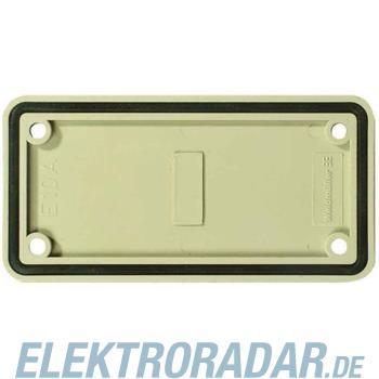 Weidmüller Abdeckplatte ABD-4-GR
