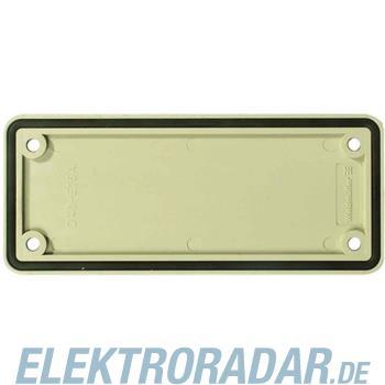 Weidmüller Blindplatten ABD-6-GR
