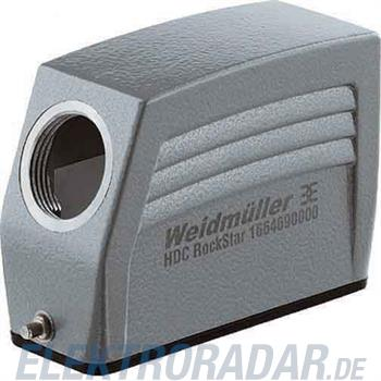 Weidmüller Steckverbinder-Gehäuse HDC 16A TSLU 1PG16G