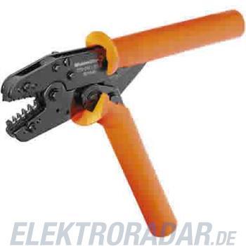 Weidmüller Crimpwerkzeug für Kontakte CTX CM 3.6