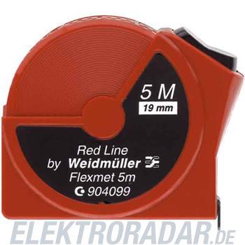 Weidmüller Maßband FLEXIMET 5 M