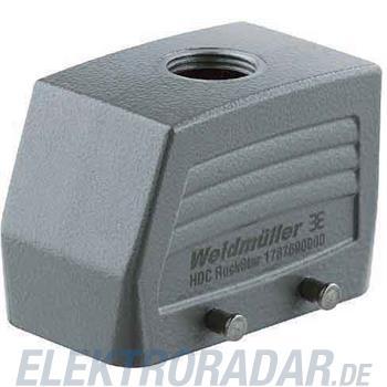 Weidmüller Steckverbinder-Gehäuse HDC 10B TOBU 1M20G