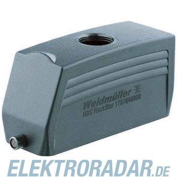 Weidmüller Steckverbinder-Gehäuse HDC 24B TOLU 1M25G