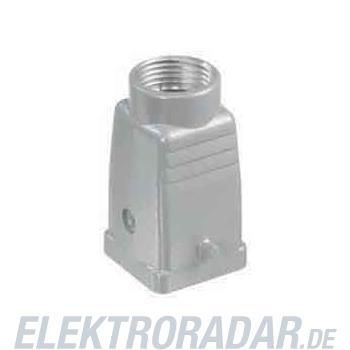 Weidmüller Steckverbinder-Gehäuse HDC 04A TOLU 1M20G