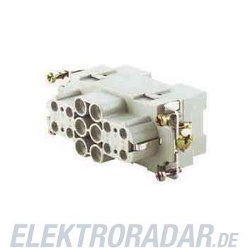 Weidmüller Steckverbinder-Einsatz HDC S6 12 BAS