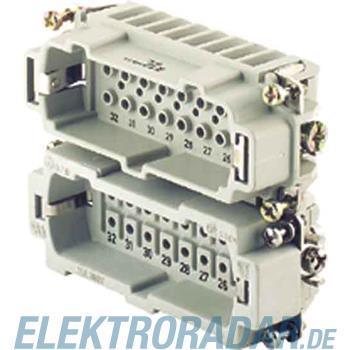 Weidmüller Kontakteinsatz HDC HE 16 MC 17-32
