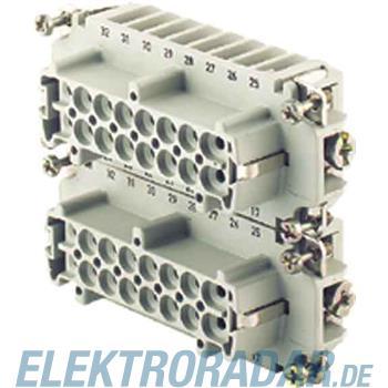 Weidmüller Kontakteinsatz HDC HE 16 FC 17-32