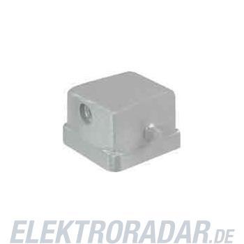 Weidmüller Steckverbinder-Gehäuse HDC 04A DODL 2BO