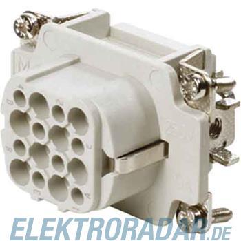Weidmüller Kontakteinsatz HDC HD 16 FC