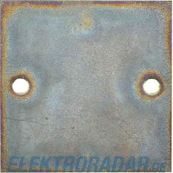 Weidmüller Abdeckplatte ABD-1-Stahlblech
