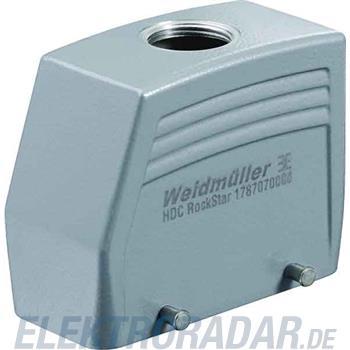 Weidmüller Steckverbinder-Gehäuse HDC 40D TOBU 1M25G