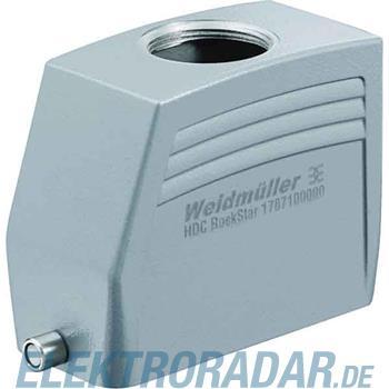 Weidmüller Steckverbinder-Gehäuse HDC 40D TOLU 1M32G