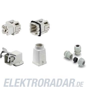 Weidmüller Steckverbinder-Kit HDC Kit HA 04.406 M