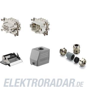 Weidmüller Steckverbinder-Kit HDC Kit HE 06.101 M
