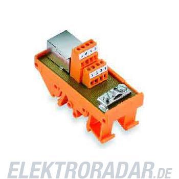 Weidmüller SPS-D Ein-/Ausgangs-Modul RS RJ45
