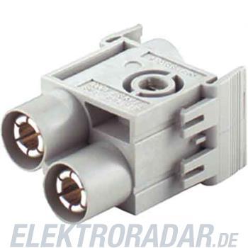 Weidmüller Steckverbinder-Modul HDC CM 2SS