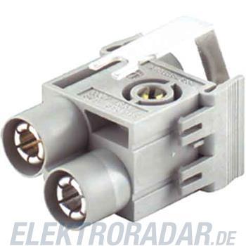 Weidmüller Steckverbinder-Modul HDC CM 1SS +PE