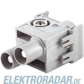 Weidmüller Steckverbinder-Modul HDC CM 2BS