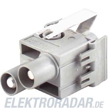 Weidmüller Steckverbinder-Modul HDC CM 1BS +PE