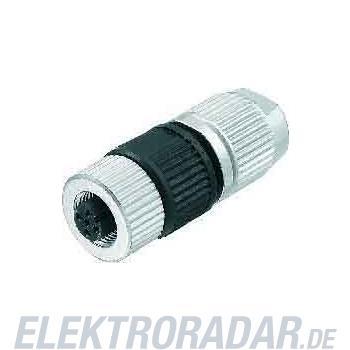 Weidmüller Steckverbinder SAIB-4-IDC (0,75)M12