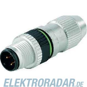 Weidmüller Steckverbinder SAIS-4-IDC M12 small