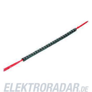 Weidmüller Leitermarkierer CLI R 02-3 SW/WS 0