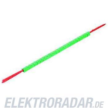 Weidmüller Leitermarkierer CLI R 02-3 GN/SW 5