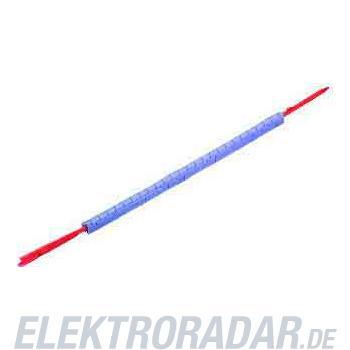 Weidmüller Leitermarkierer CLI R 02-3 VI/SW 7