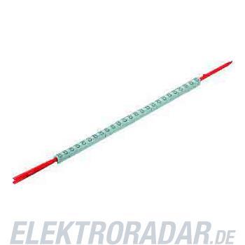 Weidmüller Leitermarkierer CLI R 02-3 GR/SW 8