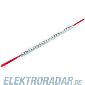 Weidmüller Leitermarkierer CLI R 02-3 WS/SW 9
