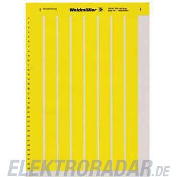 Weidmüller Etikett gelb LM MT300 15X9 GE