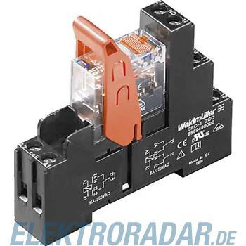 Weidmüller Relaiskoppler o.Prüftaste RCIKIT230VAC 1CO LED