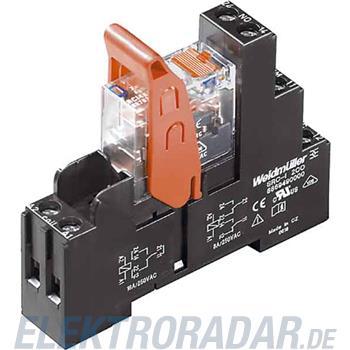 Weidmüller Relaiskoppler m.Prüftaste RCIKIT24VDC1CO LD/PB