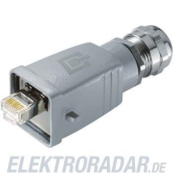 Weidmüller RJ45 Set m.Crimpanschluss IE-PS-V05M-RJ45-TH